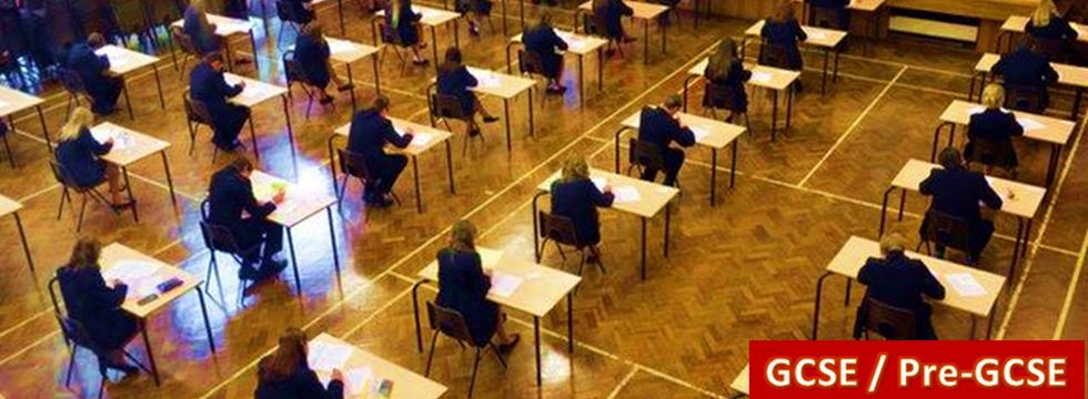 GCSE and Pre-GCSE