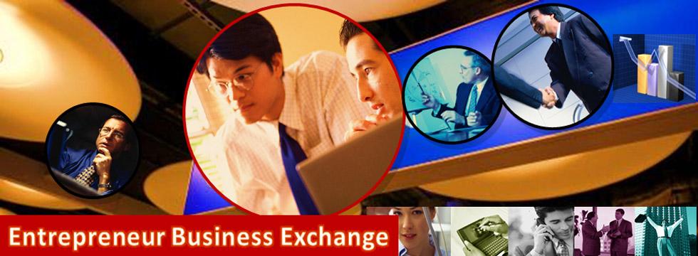 Entrepreneur Business Exchange